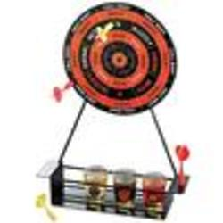 Shot Glass and Darts Bar Game Set