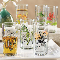 Italian Wine Glasses Set