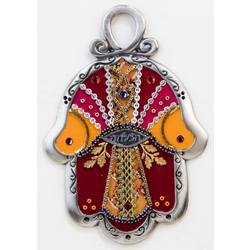 Hamsa Amulet for Success