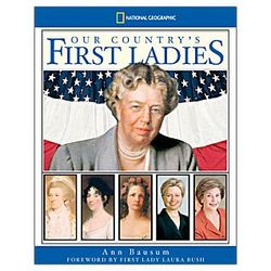 Our Country's First Ladies Book