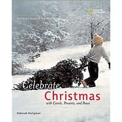 Celebrate Christmas Hardcover Children's Book