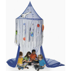 Solar System Space Canopy Tent