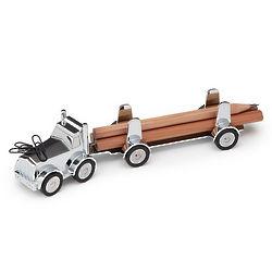 Lumber Truck Mechanical Paperweight