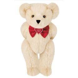I Love You Bow Tie Teddy Bear