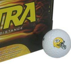 Personalized Atlanta Falcons NFL Golf Balls