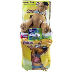 Scooby-Doo Rolling Backpack Easter Gift Set