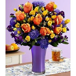 Vibrant Summer Blooms Bouquet