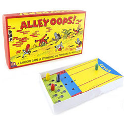 Alley Oops! Board Game