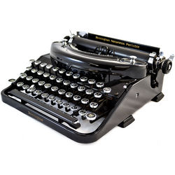 Refurbished Vintage Typewriter