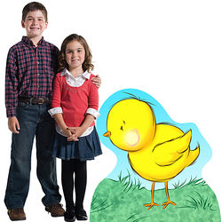 Easter Chick Standee
