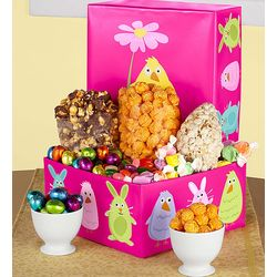 Easter Friends Snacks and Sweets Gift Box