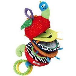 Baby's Peekaboo Apple Toy