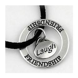 Friendship Affirmation Necklace