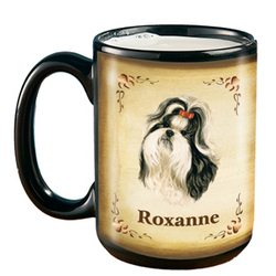 Personalized Pet Breed Mug