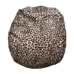 Leopard Bean Bag Chair