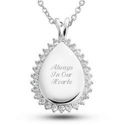 Sterling Silver Memorial Locket