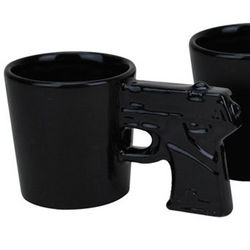 Gun Shot Glasses