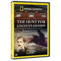 The Hunt for Lincoln's Assassin DVD