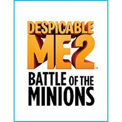 Despicable Me 2: Battle of the Minions Book