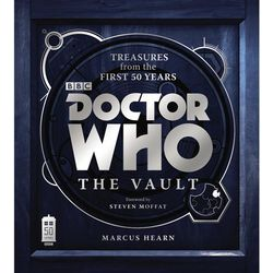 Doctor WHO: The Vault Book