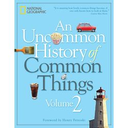 An Uncommon History of Common Things 2 Book