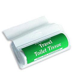 Travel Toilet Tissue