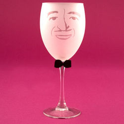 Black Orlando Wine Glasses