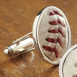 MLB Baseball Team Cuff Links