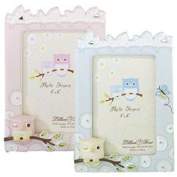 Owl Design Baby Photo Frame