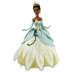 Princess Tiana Bayou Wedding Dress Doll