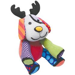 Reindeer Puppy Musical Plush Toy