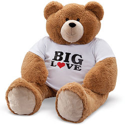 Big Love T-Shirt Hunka Teddy Bear
