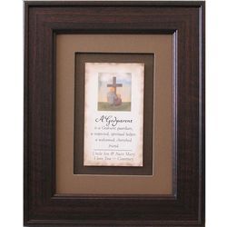 Godparent Gift Plaque