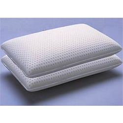 Standard Size Natural Latex Foam Pillow
