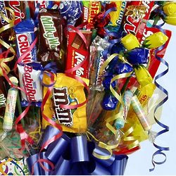 Create Your Own Candy Bouquet
