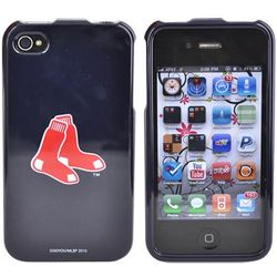 Boston Red Sox Apple iPhone 4 Plastic Case