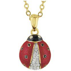 Lovely Ladybug Pendant