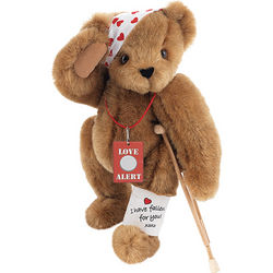 I've Fallen For You Teddy Bear