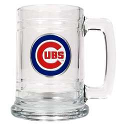 Personalized Chicago Cubs Medallion Mug