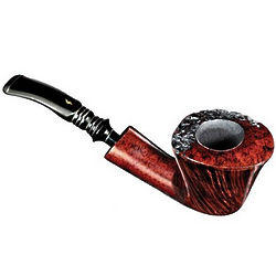 Nording Pipe Burgundy #3 Bent Smooth Combo