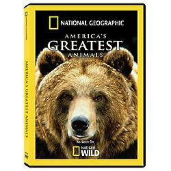 America's Greatest Animals DVD