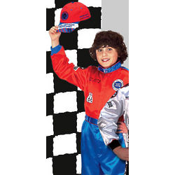 Jr. Champion Racing Suit with Cap