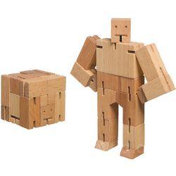 Mini Microbot Wood Puzzle