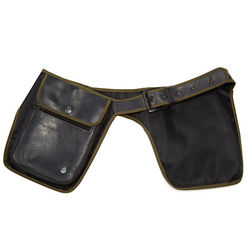 Men's Recycled Bike Tube Utility Belt