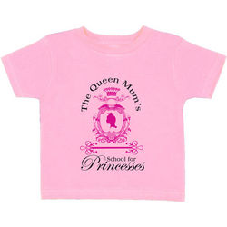 School for Princesses Toddler T-Shirt