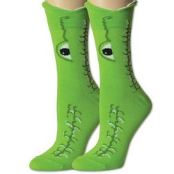 Big-Mouth Alligator Socks