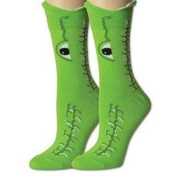 Big-Mouth Alligator Socks