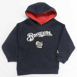 Toddler's Milwaukee Brewers Hoodie