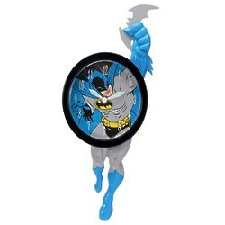 Batman Action Hero Wall Clock