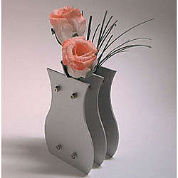 Paper Anniversary Vase